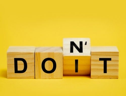 Website Dos and Don'ts